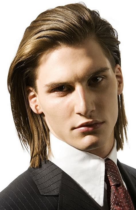 long hairstyles for men 2014