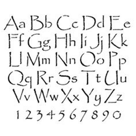 printable primitive stencils images