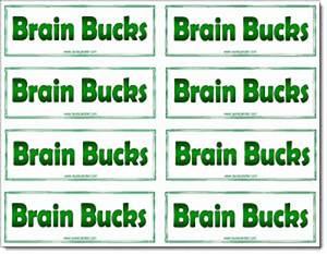 Image gallery reward bucks for Classroom bucks template
