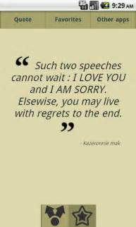 Love Apologies Quotes