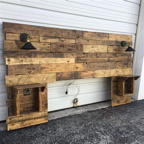 25 best ideas about rustic rustic wooden headboards best 25 rustic wood headboard ideas on pinterest headboard bedroom