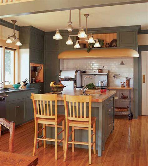 prairie style kitchen cabinets the vintage kitchen appliances 1905 1930 arts crafts 4383
