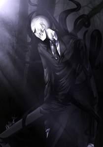 deviantART Slender Man Creepypasta
