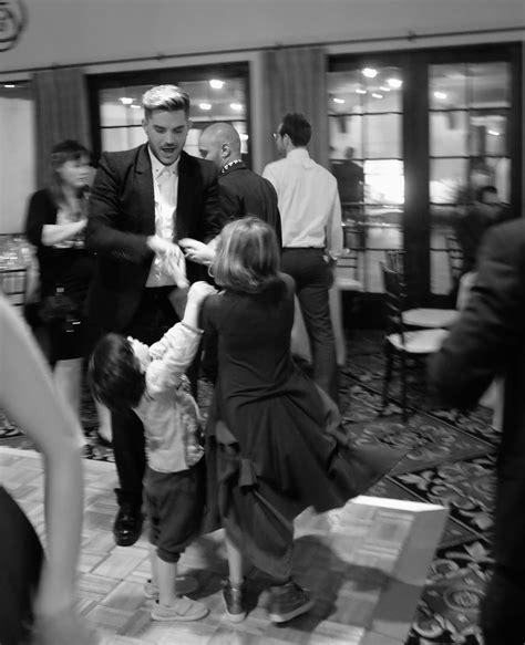 adam lambert brother 03 19 16 adam lambert at his brother s wedding 03 19 16