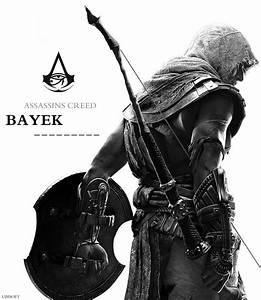 Assassins Creed ORIGINS Bayek ------- by PrussiaPoland on ...