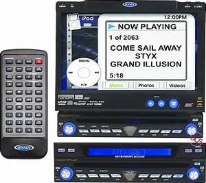 Ensen Vm9311 Car Stereo System User Manual