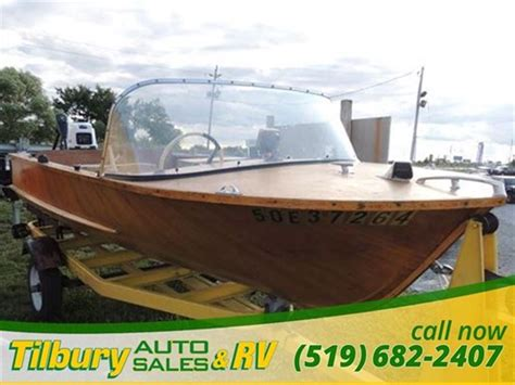 Peterborough Cedar Strip Boats For Sale by Peterborough Cedar Strip 1957 Used Boat For Sale In