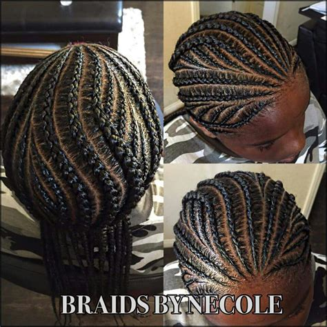 Braid Hairstyles For Boys by Braids By Necole Hair In 2019 Hair Styles Braids