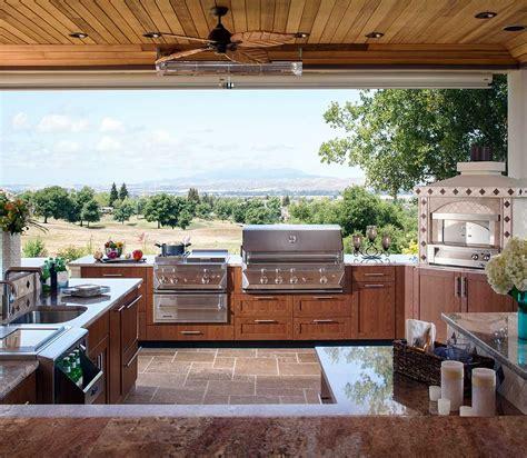 outdoor kitchen design ideas brown jordan outdoor kitchens