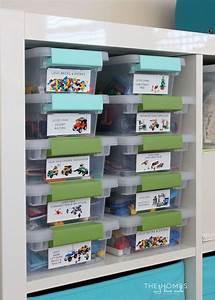 Lego Aufbewahrung Ideen : die besten 17 ideen zu lego aufbewahrung auf pinterest lego organisations ornung in kleinen ~ Orissabook.com Haus und Dekorationen