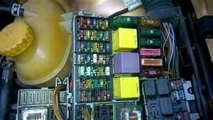 Opel Corsa C S U0130gorta Kutusu - Fuse Box