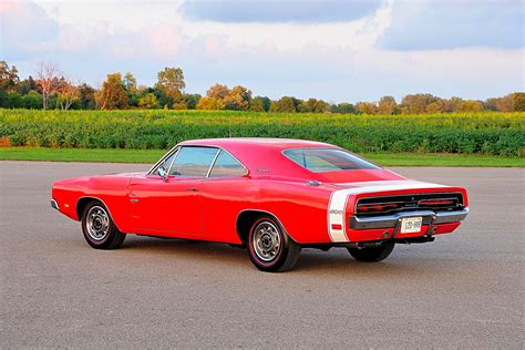 First 1969 Dodge Charger 500 Remains in Amazing Unrestored