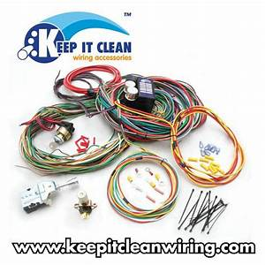Keep It Clean Wiring 23061 Accessories 1967