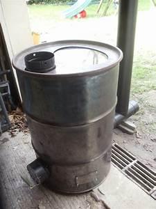 Fabriquer Un Barbecue Avec Un Bidon : chauffer sa yourte en construisant un po lito po le type rocket stove david mercereau ~ Dallasstarsshop.com Idées de Décoration