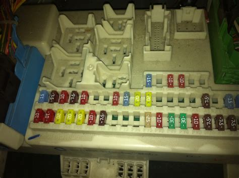 2008 Mazda 3 Fuse Box Location by My 2005 Mazda 3 Front Passenger Window Motor Receives