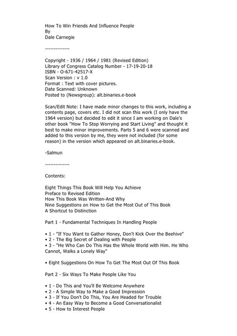 How To Win Friends And Influence Cover Letter by Book Cover Letter Exle Persepolisthesis Web