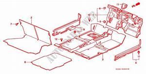 Floor Mat For Honda Cars Civic Vti 3 Doors 4 Speed