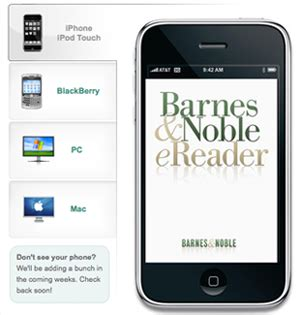 barnes and noble bookstore app barnes noble developing e reader app for