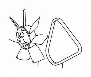 Toyota T100 Engine Cooling Fan Clutch Blade  Mtm