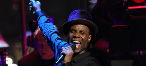 Billy Porter The Soul Richard Rodgers Department