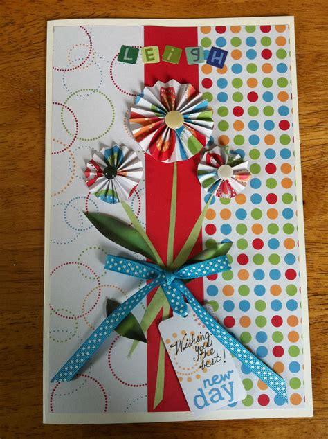 farewell card farewell cards card design handmade