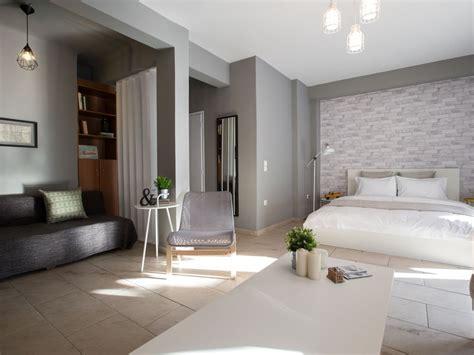 Moderne Loft 2 Chambres à Plaka, Grand Balcon  Wifi 24h