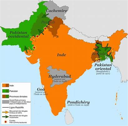 1947 Partition India Fr Svg Wikipedia