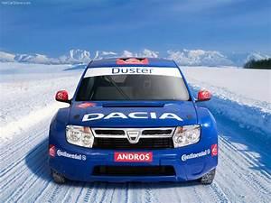 2010 Dacia Duster Troph U00e9e Andros Wallpapers