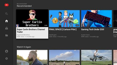 youtube  android tv  apk  android