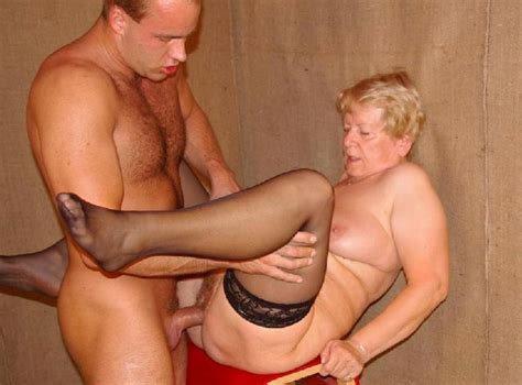 Senior Sex Party