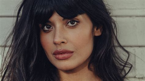 Jameela Jamil Had Never Acted Before 'The Good Place' | GQ