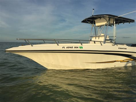 Contender Boats Nada by 2003 23 Tournament 25 8 Quot The Hull