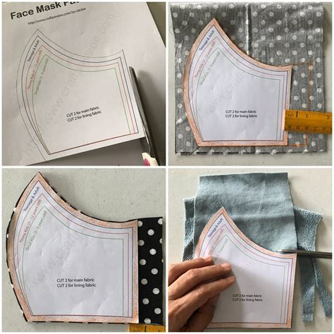 sew   face mask   sew easy
