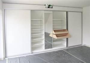 Schrank Für Dachschräge Selber Bauen : schlafzimmer einbauschrank selber bauen haus ideen ~ Watch28wear.com Haus und Dekorationen