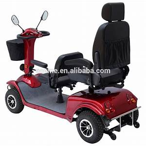 Newly handicapped and elderly electric mobility scooter ...