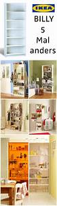 Regal Ikea Billy : die besten 25 billy regal ideen auf pinterest billy regal ikea billy regal hack und billy ~ Markanthonyermac.com Haus und Dekorationen