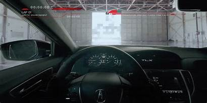 Acura Reality Augmented Ar Road Betting Brands