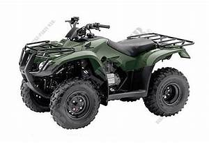 Trx250w Te210 Honda Motorcycle Fourtrax 250 Recon 250 1998