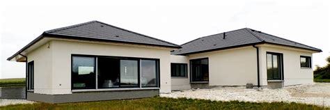 maison moderne bois en kit chaios