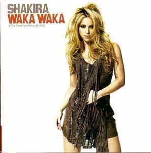 Shakira - Waka Waka (This Time For Africa) (K-Mix) (CD) at ...