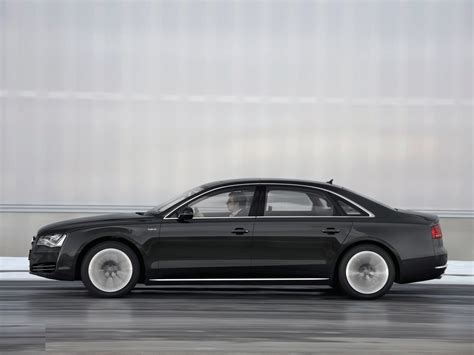 2018 Audi A8 L Hybrid Wallpapers Pictures Pics Photos