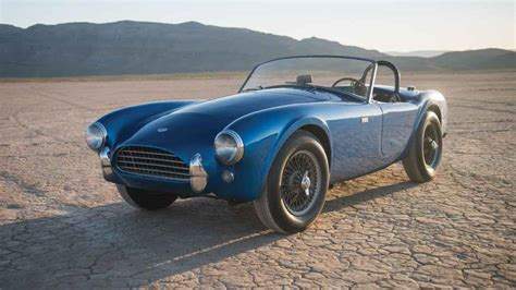 pebble beach auction  history  expensive shelby