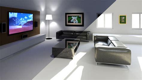 ds max advanced lighting