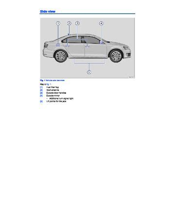 volkswagen jetta gli owners manual   pages
