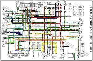 2002 Vt1100 Wiring Diagram