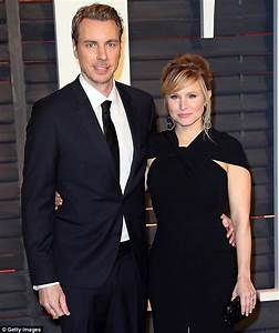Kristen Bell shares kissing photo with husband Dax Shepard ...