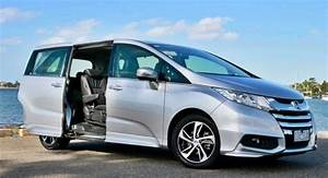2020 Honda Odyssey Release Date  Interior  Changes