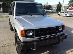 Mitsubishi Montero Suv 1989 Silver For Sale