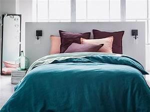 Lave Linge Solde : du linge de lit en lin lav bien sold joli place ~ Dode.kayakingforconservation.com Idées de Décoration