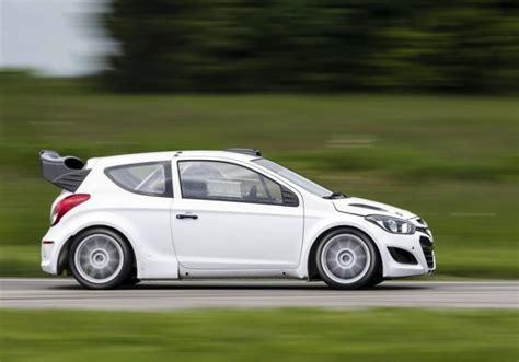 Hyundai To Introduce Performance Subbrand, I20 Wrc Road